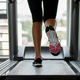 Morning 20-Minute Interval Treadmill Running Program