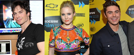 Stars Flock to SXSW For All the Interactive Excitement