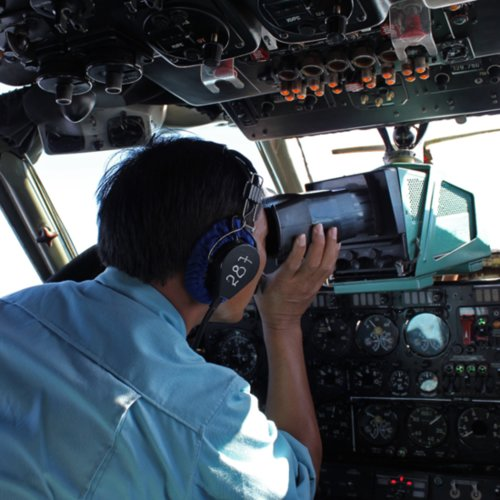 Malaysia Airlines Flight MH370 Goes Missing