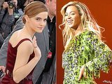 "Emma Watson Is ""Conflicted"" About Beyoncé's Feminist Credentials"
