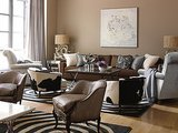 Go for the Bold: 14 Great Ideas for Patterned Upholstery (14 photos)