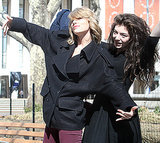 Taylor Swift, Lorde Pal Around New York City: See the Goofy Picture