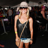 Celebrities at Future Music Festival 2014 Sydney & Melbourne