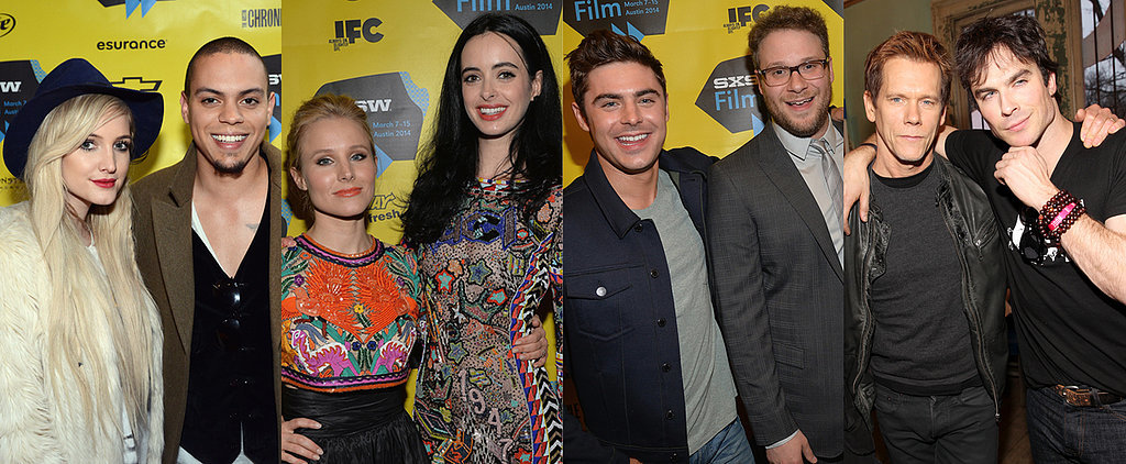 Stars Pair Up For Double the SXSW Fun