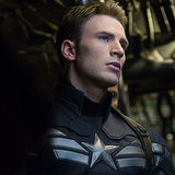 Captain America The Winter Soldier Set Visit
