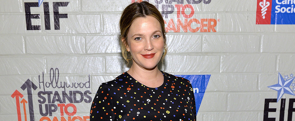 Drew Barrymore Shares Her Bridal Beauty Advice