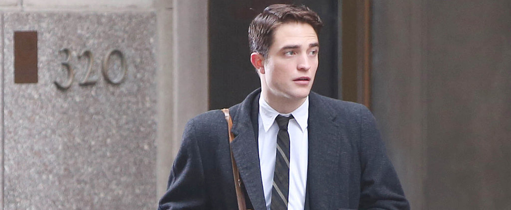 "How Robert Pattinson's ""Inner Turmoil"" Helped Him Land a Job"