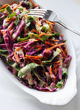 Colorful Veggie Salad