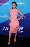 Eva Longoria looked pretty in pink — Georges Hobeika Couture, to be exact — at a Unite4good event in LA earlier this year.