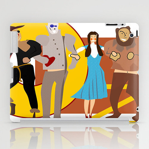 Wizard of Oz Character Case ($60) for iPad