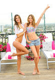 Alessandra and Behati Just Reminded Us About Bikini Season