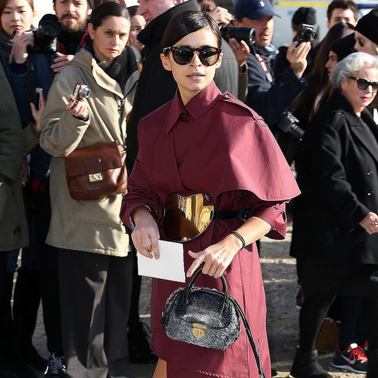 Wardrobe Watch: Miroslava Duma