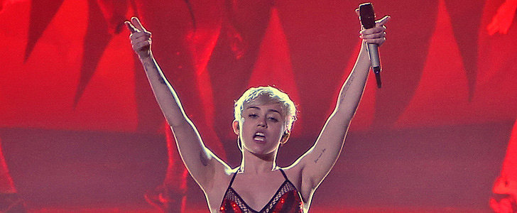 Speed Read: Miley Cyrus Forced to Perform in Her Underwear