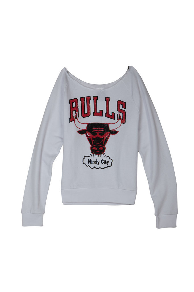 Forever 21 x NBA Windy City Sweatshirt