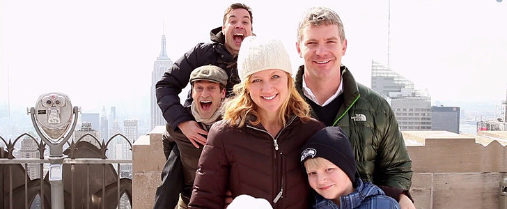 Here's What Happens When Jon Hamm and Jimmy Fallon Photobomb Tourists