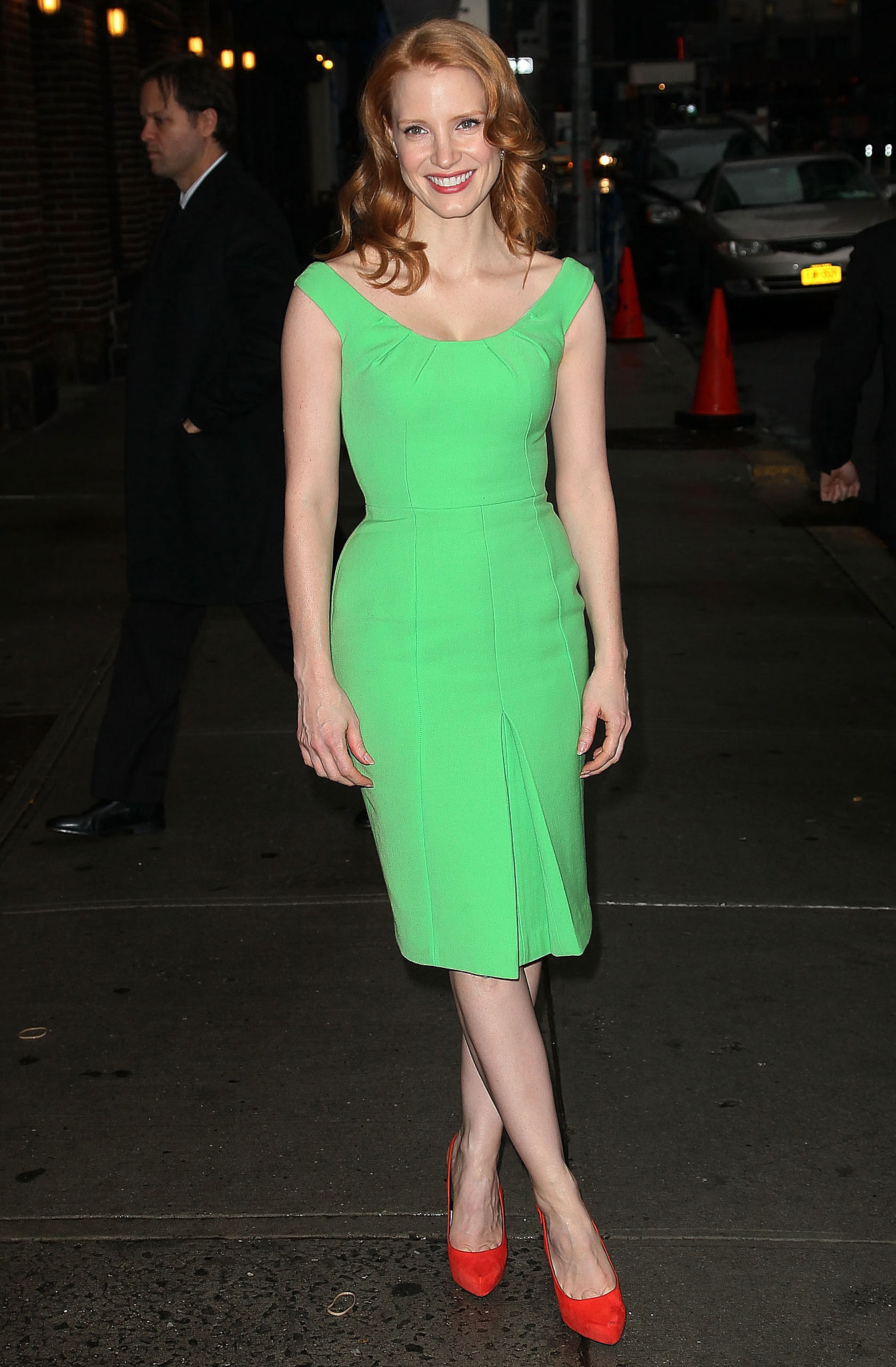 Green Dresses For St. Patrick's Day | POPSUGAR Fashion
