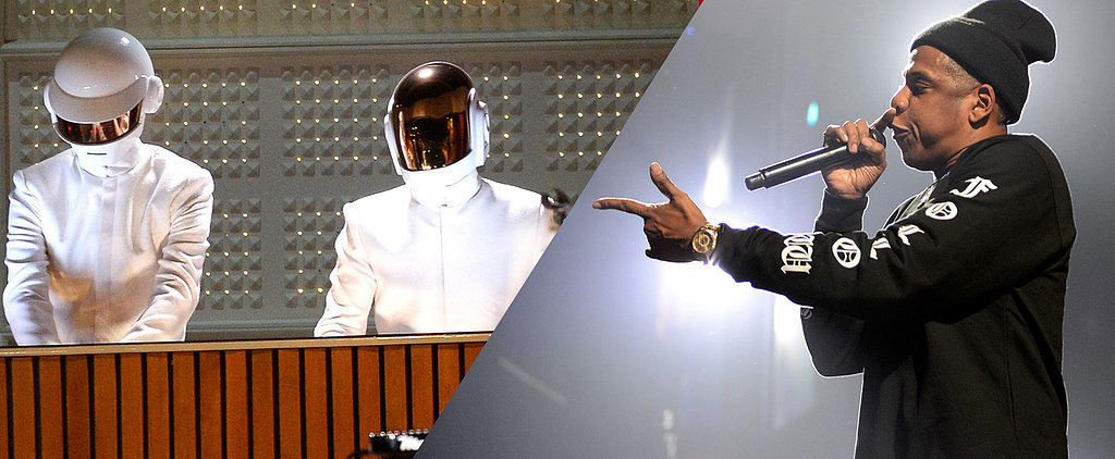 "Jay Z and Daft Punk Get ""Computerized"" on Leaked Track"