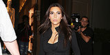 Kim Kardashian Somehow Manages To Look Glam After Spinning
