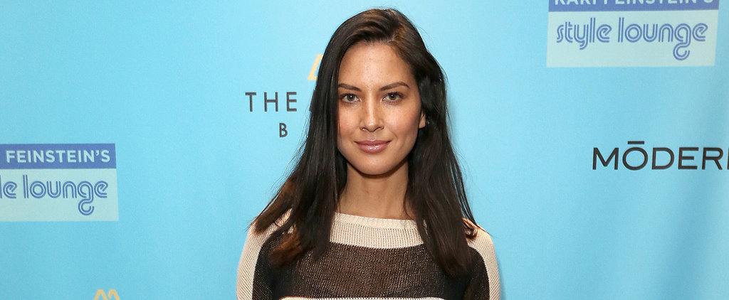 "Olivia Munn: ""I Could Teach Seventh-Grade Economics"""