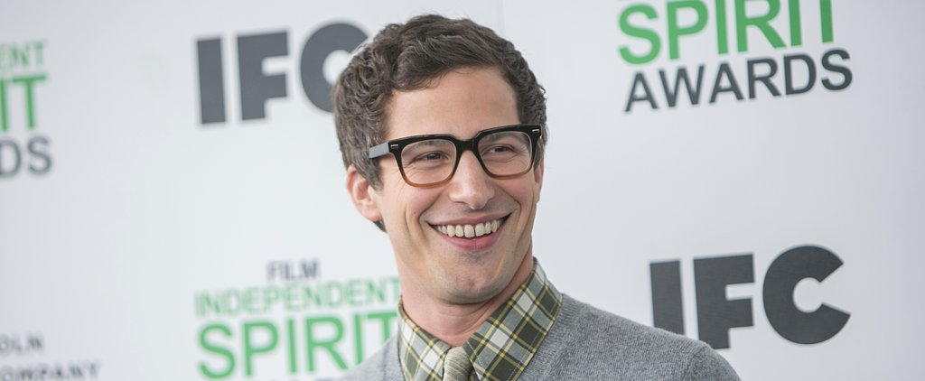 Andy Samberg Got a Bizarre Wedding Gift