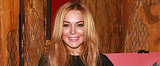 "Lindsay Lohan Totally Has a ""Fetch"" T-Shirt"