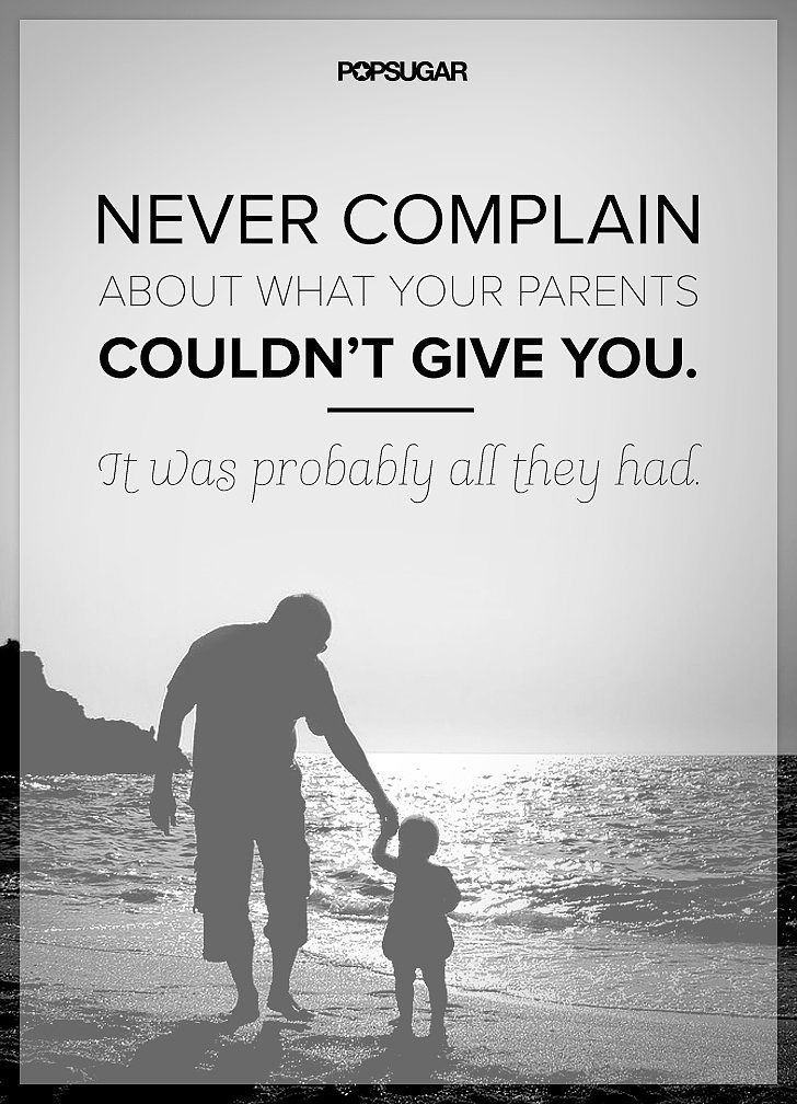 Parents Love Quotes : appreciate your parents love quotes for children we can give
