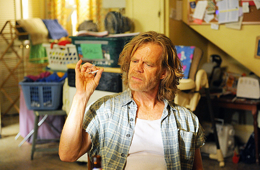 Shameless's Frank Gallagher