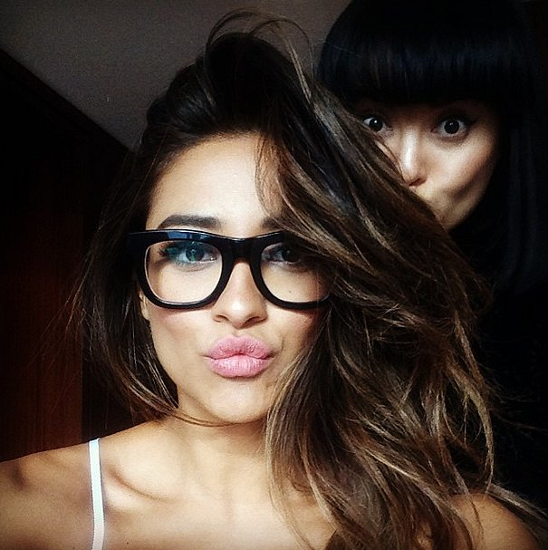 Shay Mitchell | Do You Dare to Copy These Hollywood Beauty ...