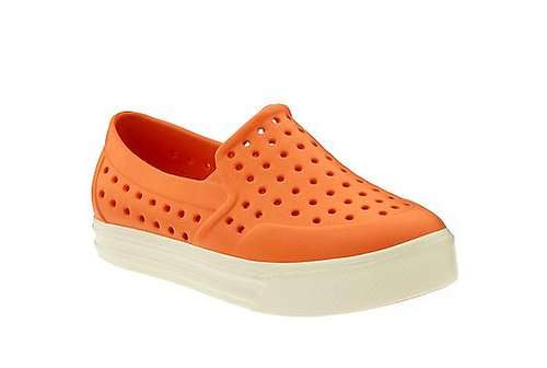 Gap Perforated Slip-Ons