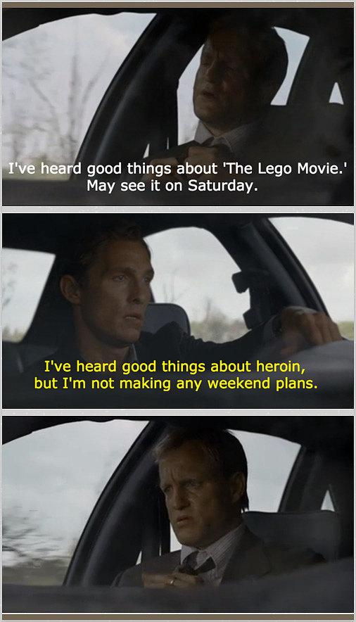 True Detective Conversations