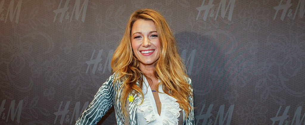 7 Texture Hair Sprays to Get Blake Lively Locks