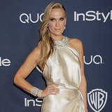 Steal Molly Sims' Slimming Pilates Workout