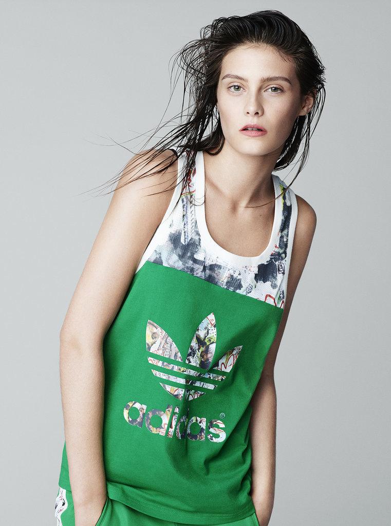 Topshop x Adidas Originals Campaign