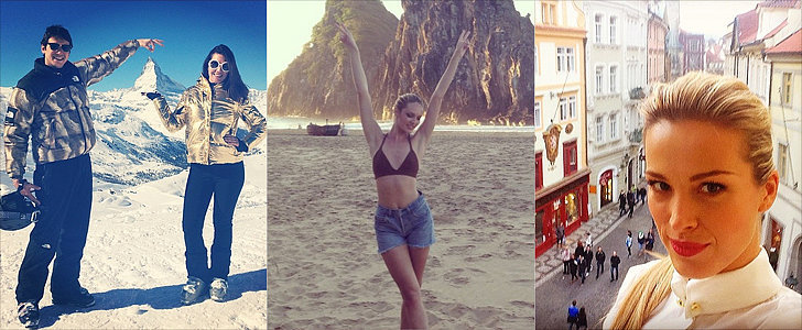 Where in the World Are Your Favorite Style Stars?