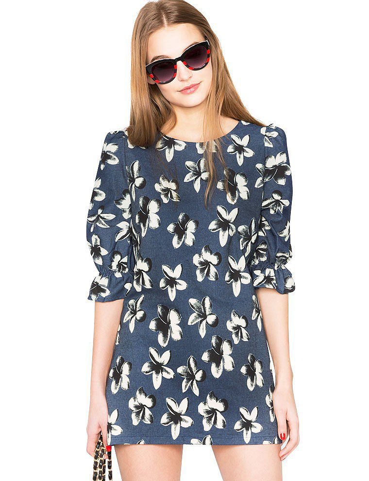 Pixie Market Floral Dress