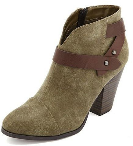 Charlotte Russe Bootie