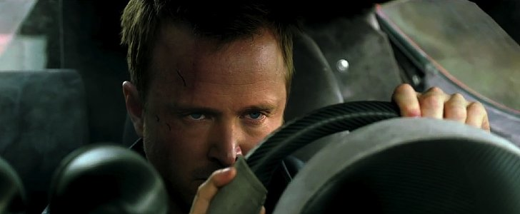 Is Aaron Paul a Big Enough Reason to See Need For Speed?