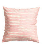 This cotton pillow ($6) is an affordable way to switch up your decor this Spring.