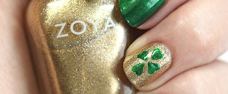 POPSUGAR Shout Out: Get All Lacquered Up on St. Patrick's Day!