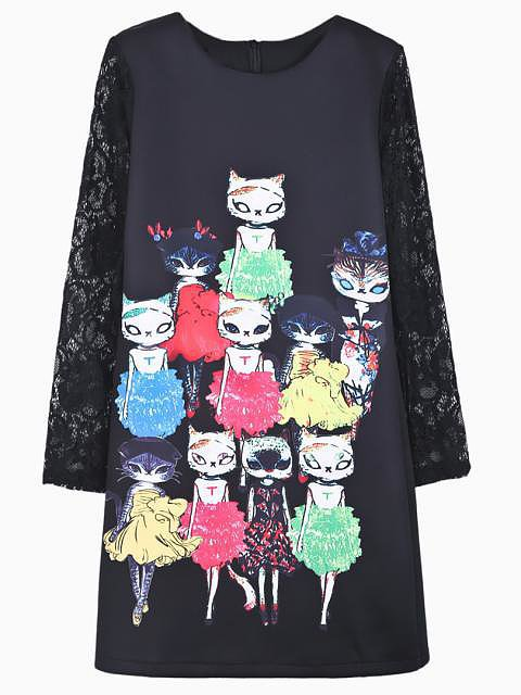 Where has this fancy cat dress ($34) been all our lives?