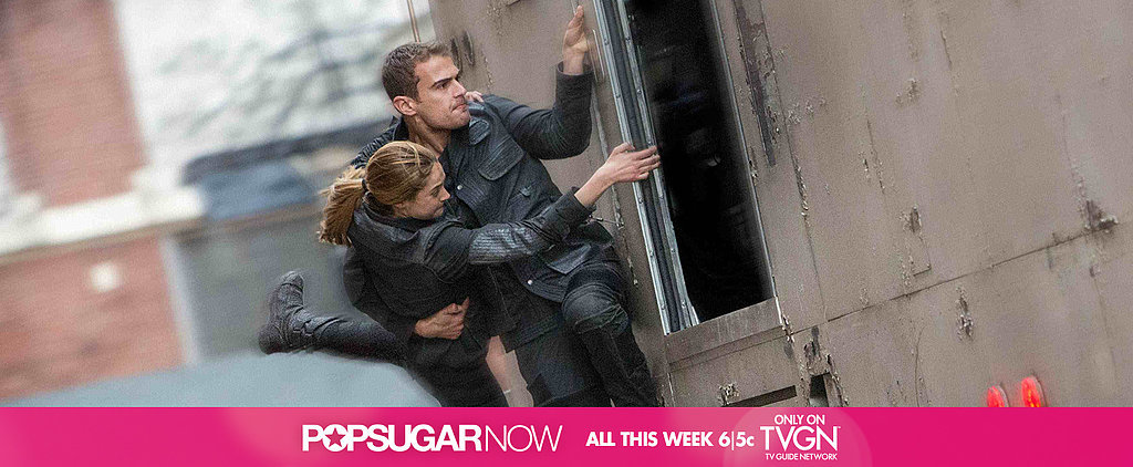 This Week on POPSUGAR Now: Divergent Takes Over!