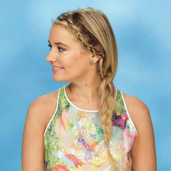 Music-Festival Hair Idea: Plaits Within a Plait