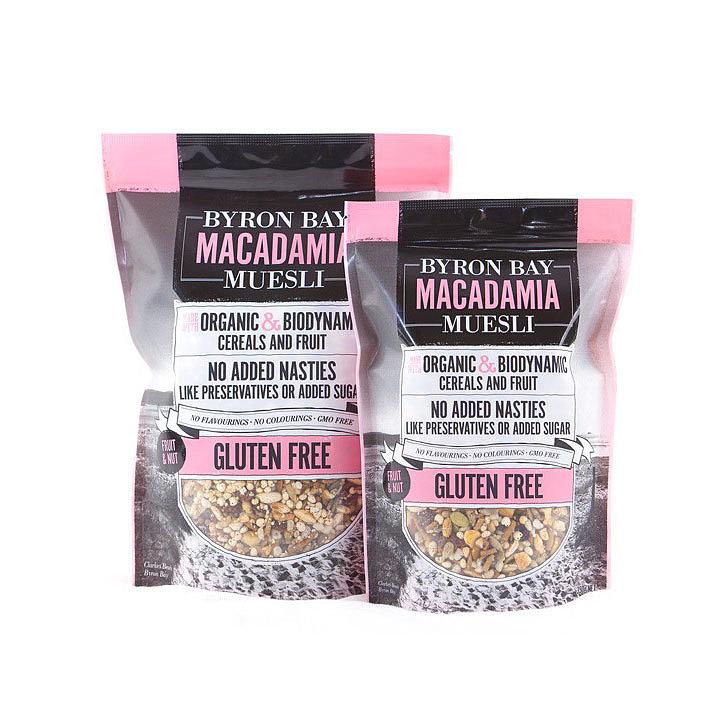 Byron Bay Macadamia Muesli, $11.95