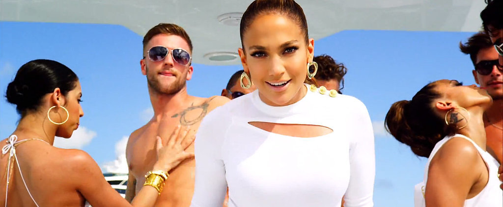 Let's Talk About J Lo's Crazy, Sexy New Music Video