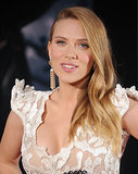 Scarlett Johansson's Pregnancy Glow Is Already Showing