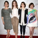 Celebrity Style Poll; Girls Actresses, Lena Dunham Eye Dress
