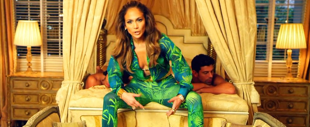 Did Jennifer Lopez Just Outdo Her Most Infamous Versace Moment?