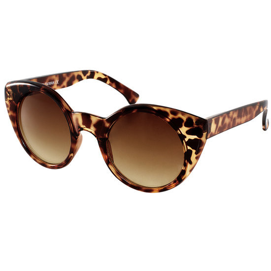 ASOS Tortoiseshell Cat Eye Sunglasses