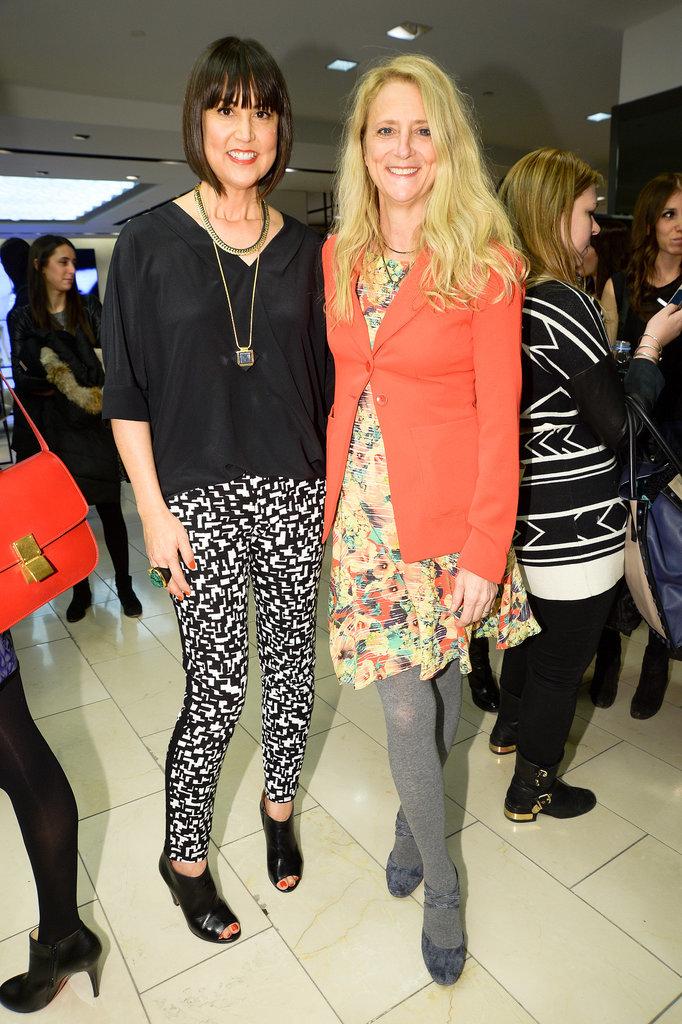 Trina Turk and Nanette Lepore