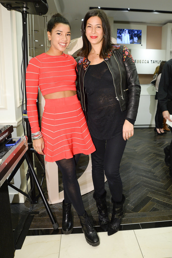 Hannah Bronfman and Rebecca Minkoff